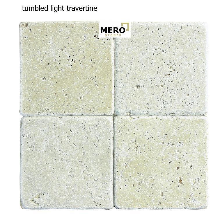 Tumbled Stone Tile