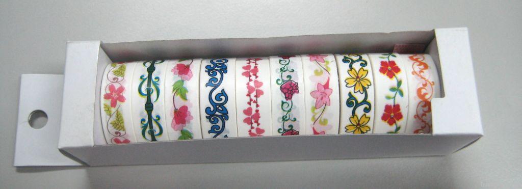 Paper Printed Tape
