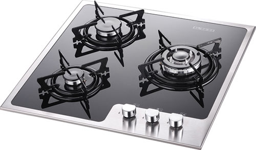 Glass Gas Hobs
