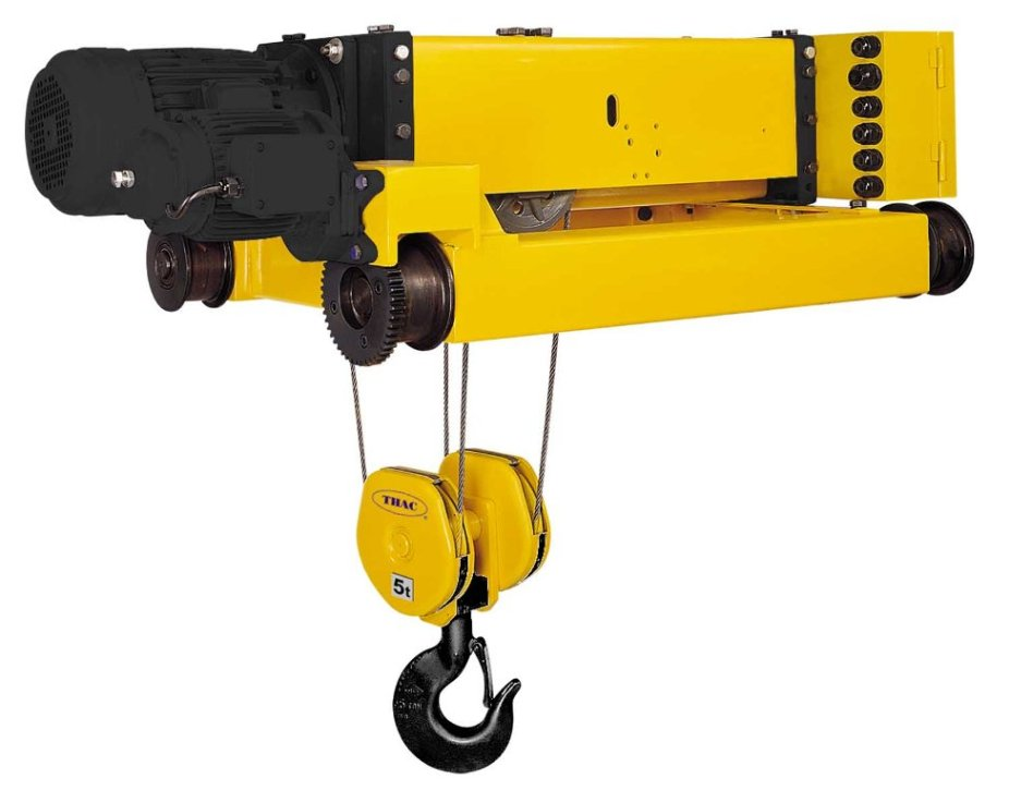 Explosion Proof Electric Wire Rope Hoists Electric