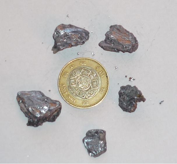 Molybdenum mineral