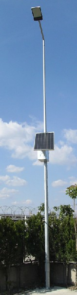60W Led Lamp Solar Street Lighting System