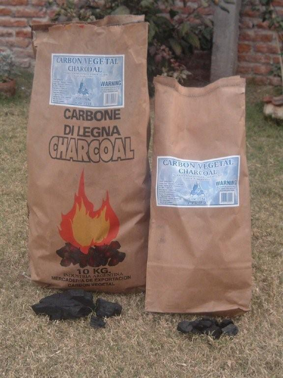 CHARCOAL VEGETABLE FROM ARGENTINA