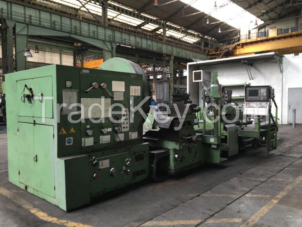 CNC Heavy Duty Lathe ECHEA Model: 6000 mm