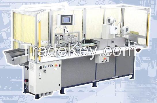 automatic pen screen printing machine