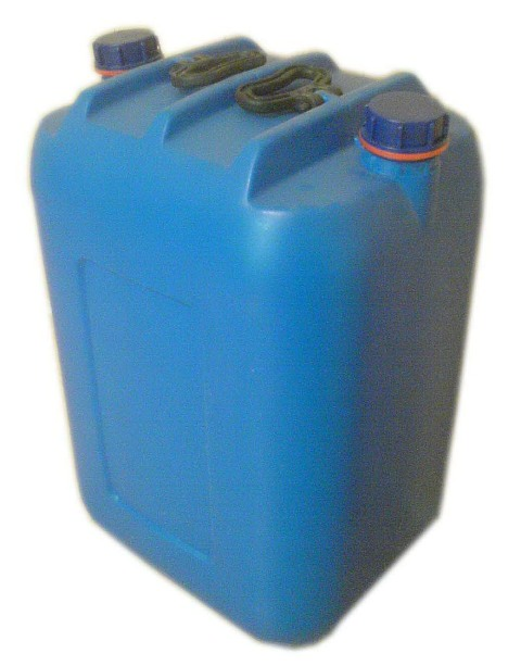 60 Litres Plastic Jerry can container (15 gallon)