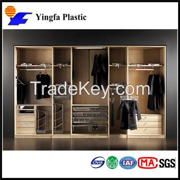 PVC wood lamination foam board for Cabinets