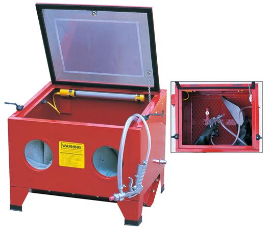 Mini sand blaster cabinet By Zhejiang JL Sandblasting Equipment Co ...