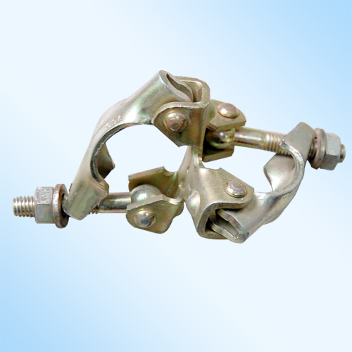 Pressed Double Coupler : Pressed steel double coupler tradekey