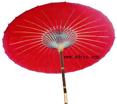 Chinese traditional oil-paper umbrella