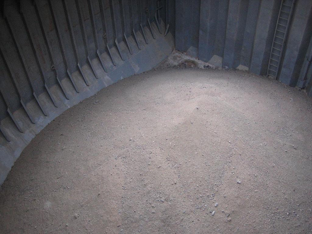GBFS granulated blast furnace slag for cement production