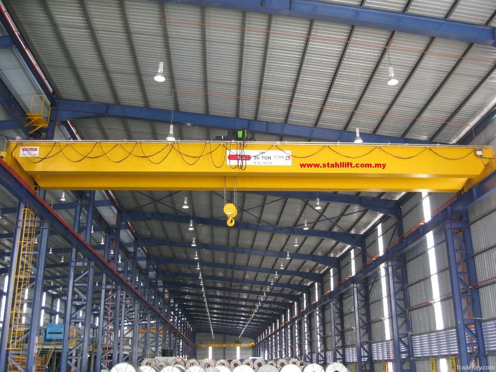 Electric Overhead Travelling Crane  Wire Rope Hoist  Goods