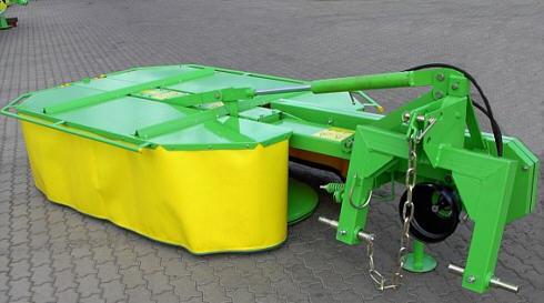 AGROMET machinery