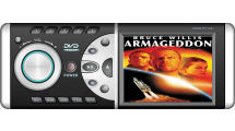 Car CD/DVD player