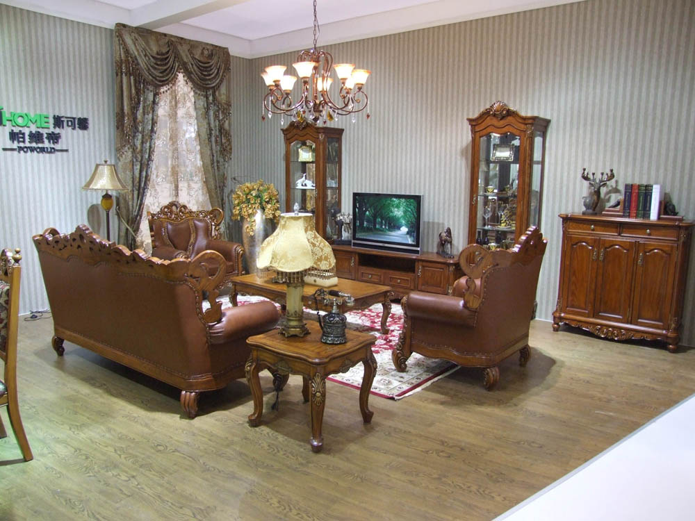 Living Room Furniture (Classic Solid Wood) - Living Room Furniture (Classic Solid Wood) By Jiangsu Sikexin