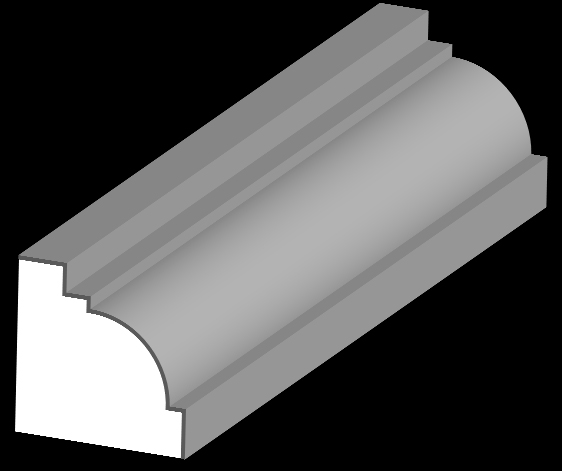Architectural Molding Product : Architectural foam moldings in san jose ca