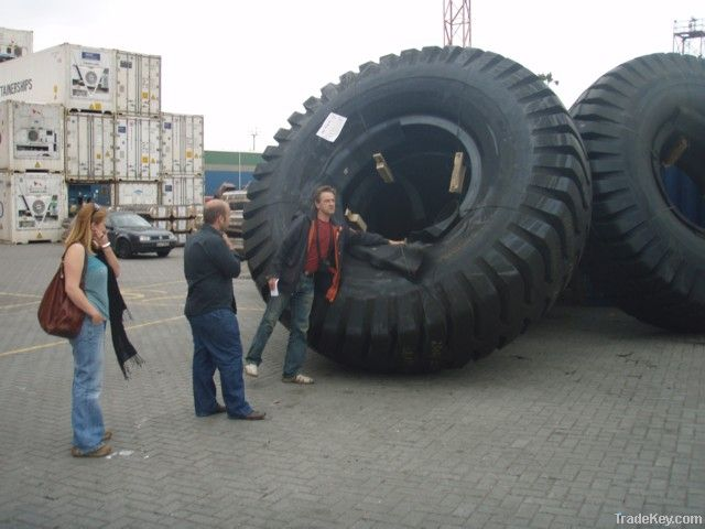 New OTR tyres 46/90-57