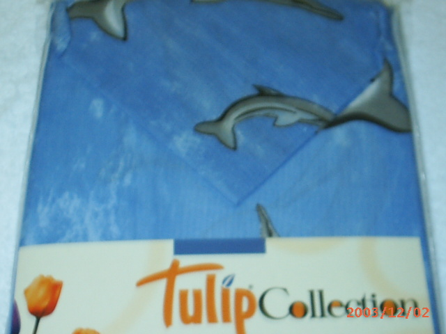 Tulip Collection Bed Sheet