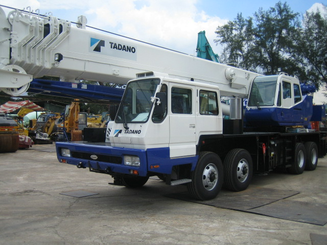 Tadano GT550EX FOR SALE