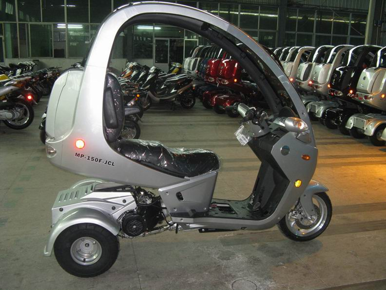150cc 3 wheel motor scooter by ldf industry and trade co for Motor scooter 3 wheels