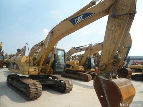Used Crawler Excavator (Cat320c)