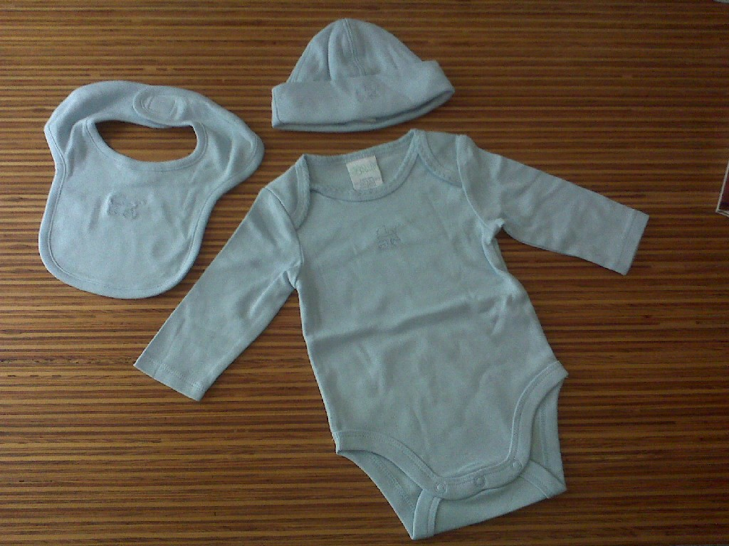 WHOLESALE LOT 300 Sets of Infant Baby Clothing