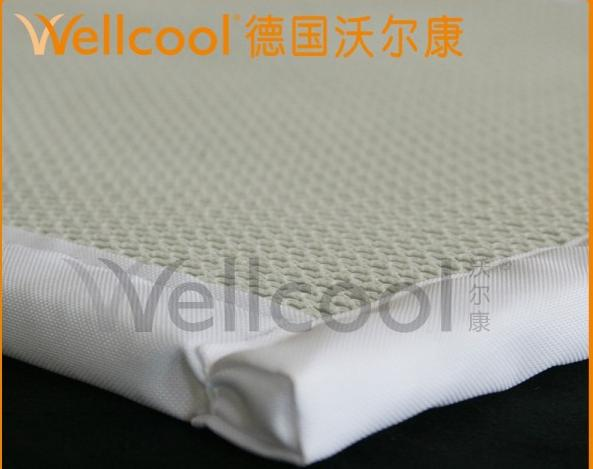 mattress airflow fabric