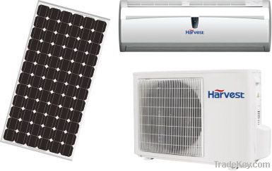 48V DC powered Solar Air Conditioner