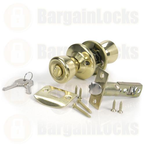 Kwkset style Entry Lock