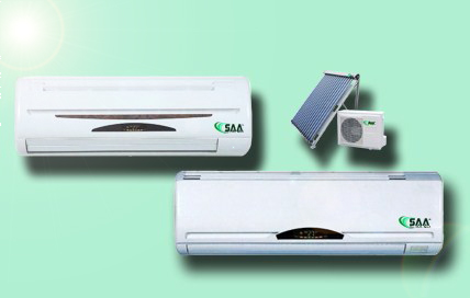 Solar Assisted Air Conditioner - Mini Split / Wall Mount