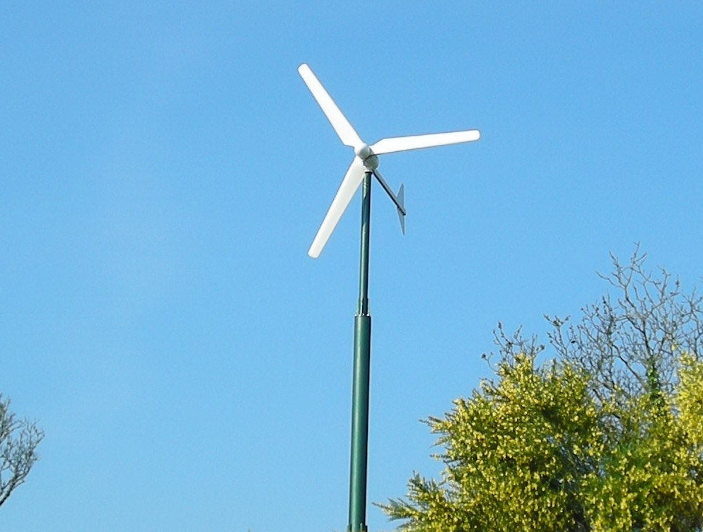 Wind Turbine (1KW)