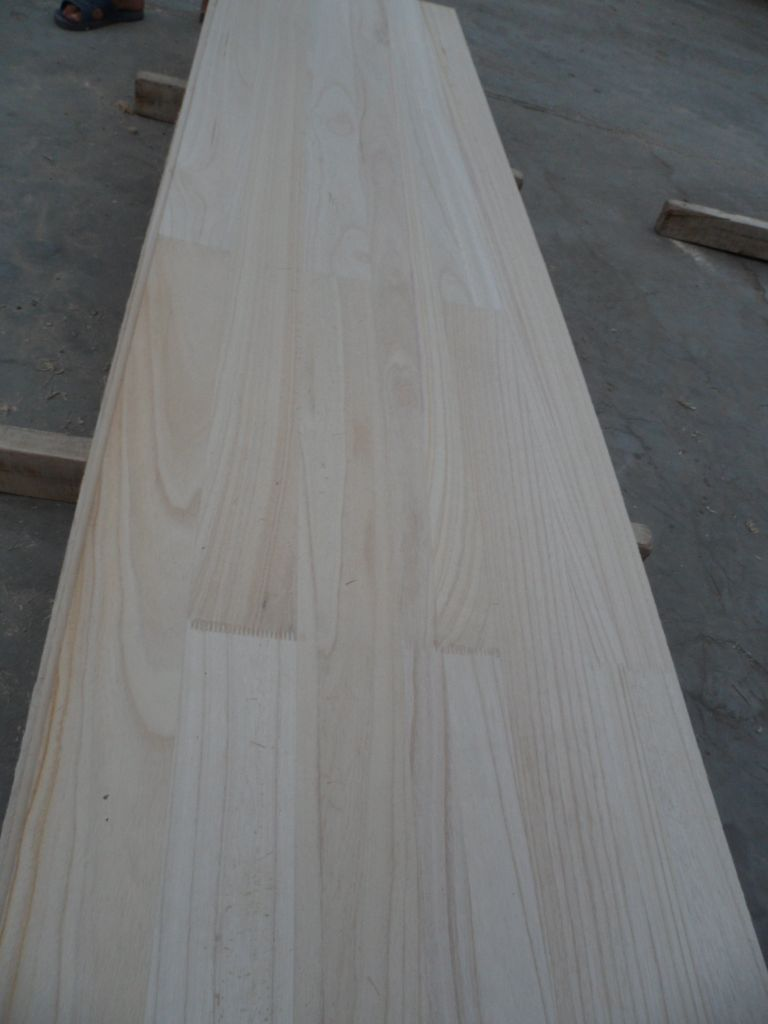 Paulownia Lumber