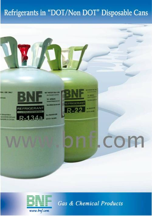 R22 - Refrigerant Gas