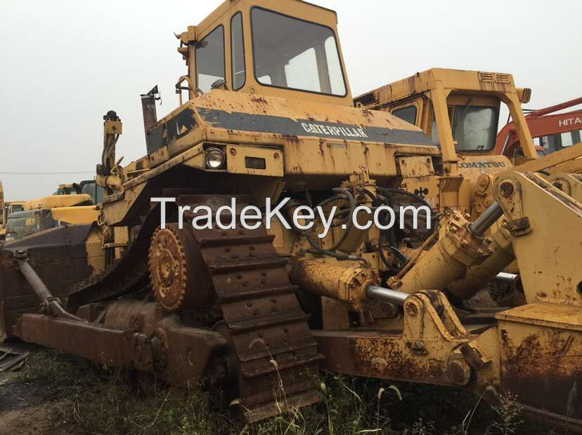 used original USA Caterpillar D8L bulldozer for sale