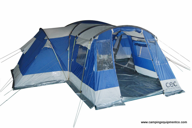 DISCOVERY 10 person family c&ing dome tent  sc 1 st  Tradekey & DISCOVERY 10 person family camping dome tent By The Camping ...