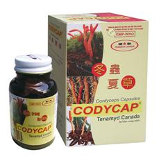 CODYCAP Cordyceps 30 Capsules