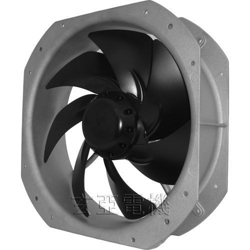 AC Square Axial Fan