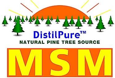 MSM DistilPure MSM Methylsulfonylmethane