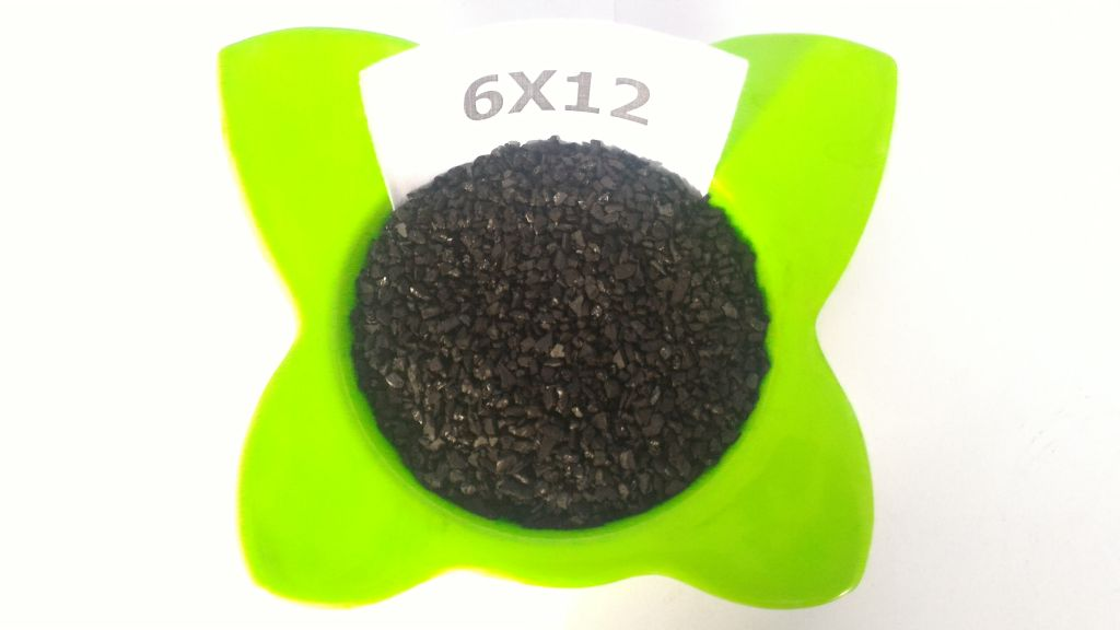 6x12 Grade activated carbon