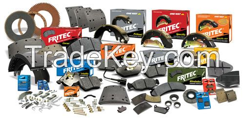 FRITEC BRAKE PADS ( MADE IN MEXICO ) 3 TIMES WORKING LIFE THAN OTHER TYPE