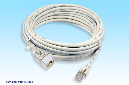 Consolidation Point Cable assembly STP