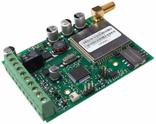 GSM remote controller / GSM relay /