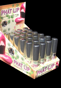 Phat Lip Hemp Lip Plumper Gloss