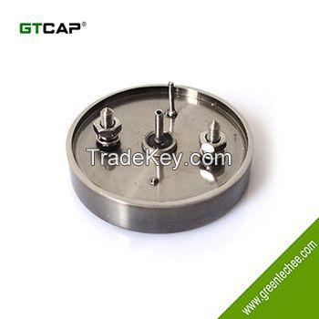 wet tantalum capacitor