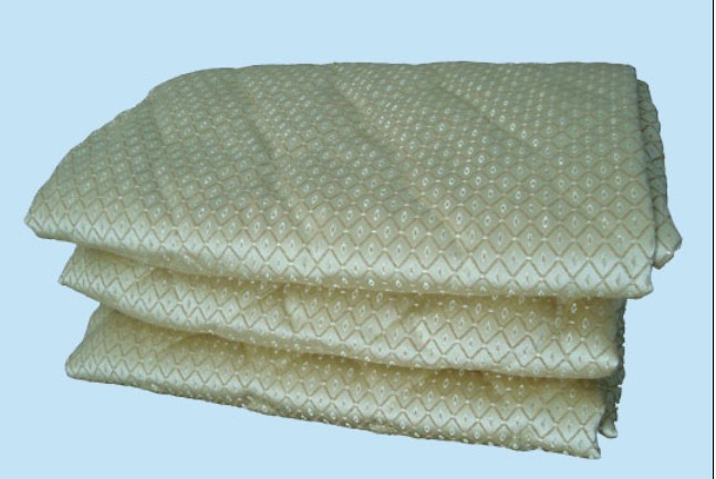 Negative ion mattress