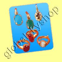 Global Zodiac Rings/Pendants