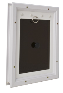 Large -Energy Efficient Dog Door for Exterior Door