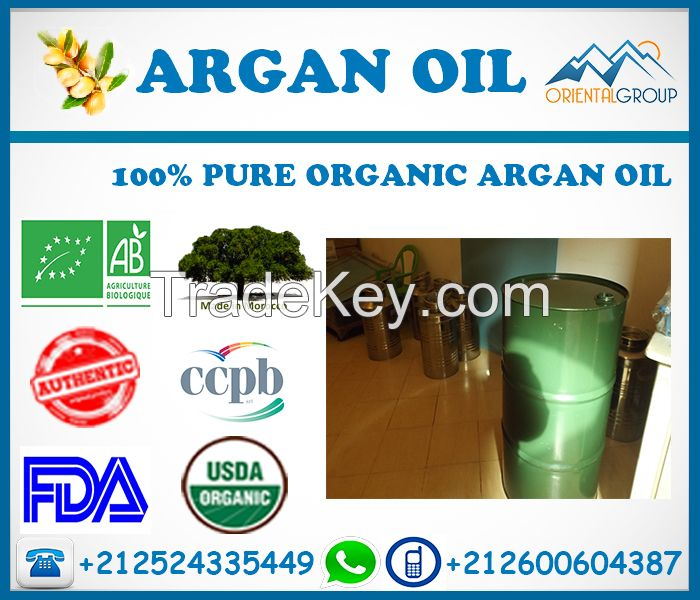 Argan oil of morocco manufacturer private label by for Private label motor oil manufacturer