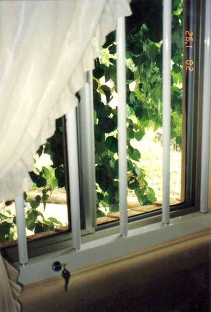 LOCKINBAR window security system