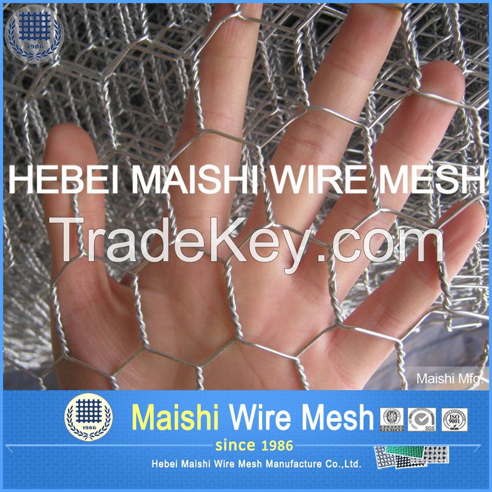 """1/4"""",3/4"""" ,1/2"""" Cheap Chicken Wire /Galvanized Hexagonal Wire Mesh"""